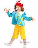 Детский костюм для мальчика Буратино, фото 2