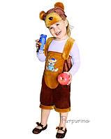 Детский костюм для мальчика Мишка