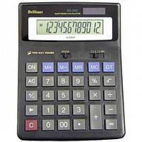 Калькулятор Brilliant 12р.бухг.2ел. питания 205*155*15мм