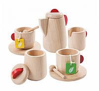 """Деревянная игрушка """"Чайный сервиз"""", PlanToys"""
