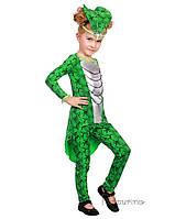 Детский костюм для девочки Змея