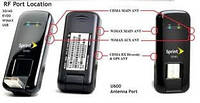 3G CDMA модем Franklin U600
