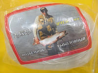 Паук рыбацкий 2,5х2,5 м. лесочное полотно, фото 1