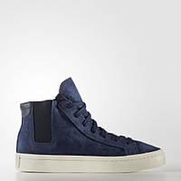 Кроссовки-слипоны женские утепленные Adidas Originals CourtVantage S79959