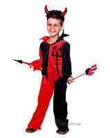 Детский костюм для мальчика Чертенок