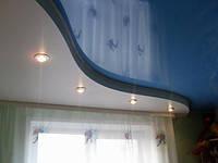 Двухуровневые потолки, фото 1