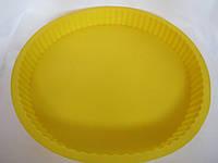 Силиконовая формочка для торта, 30*3,5 см., 115/105 (цена за 1 шт. + 10 гр.), фото 1