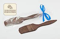 Шоколадная кисть. Оригинальный шоколадный подарок.