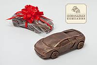 Шоколадный автомобиль Lamborghini для детей