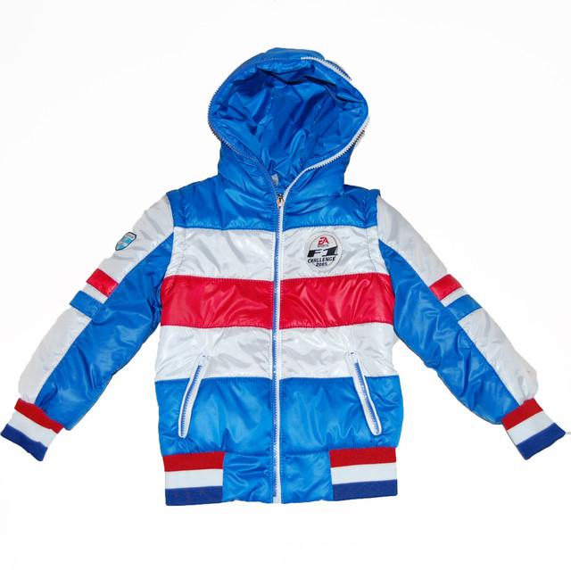 Куртка- жилетка для мальчика