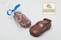 """Шоколадный автомобиль """"Porsche"""". Оригинальный сувенир мужчине."""