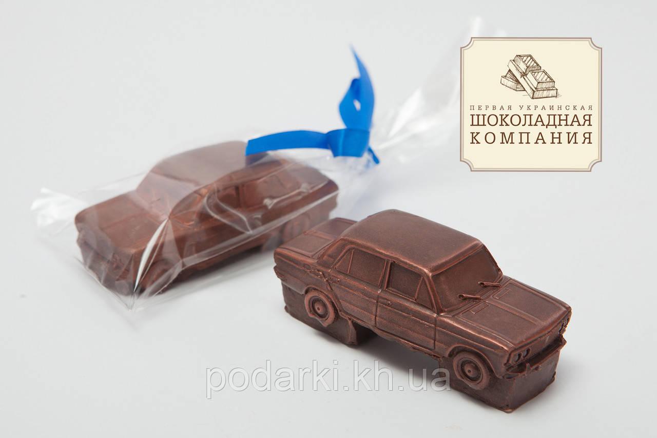 """Шоколадный автомобиль""""Жигули"""".  Шоколадные подарки автолюбителям."""