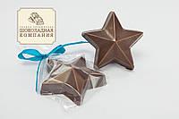 """Шоколадная фигура """"Звезда""""."""