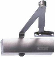 Доводчик дверной  Geze TS 2000V  c тягой+фиксация
