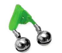Бубенчик двойной зеленый