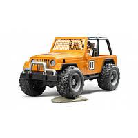 Спортивный внедорожник Jeep Cross country Bruder 02542