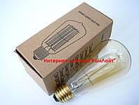 Лампа Эдисона 40Вт Е27 230В, фото 1