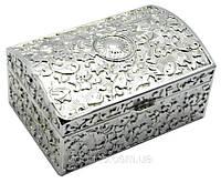 Шкатулка для украшений (метал)