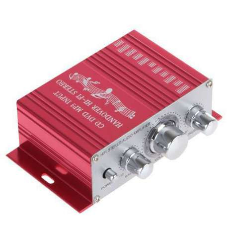 Аудио усилитель, Kinter MA170, 12В