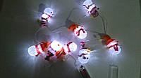 LED-гирлянда Снеговички автономная
