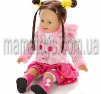 Кукла Танюша. 1048054 R/MY 043 Инерактивная Общается, поет, USB