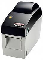 Термопринтер этикеток штрих кода GODEX EZ-DT2 Plus+