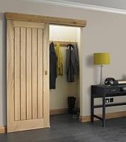 Раздвижные межкомнатные двери.