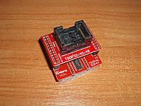Адаптер для TL866A TSOP32/TSOP40/TSOP48 ZIF v3(переходная плата SOP44/TSOP48)