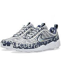 Оригинальные  кроссовки Nike x Roundel Air Zoom Spiridon '16 GPX Binary Blue