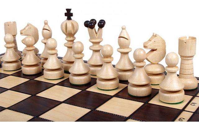 Шахматы Жемчужина 42 см