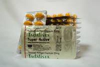 Тадалиста 20 мг - сиалис ,гелевые капсулы, моментального  действия.