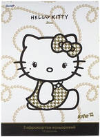 Гофрокартон цветной A4 Hello Kitty D, HK13-256К