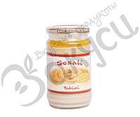 Кунжутная паста Sesali Тахини / Тахина 300 гр. Стекло
