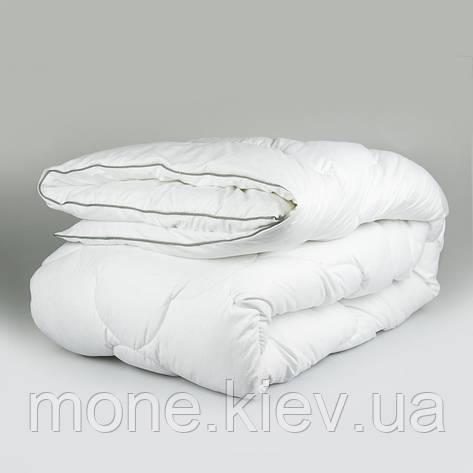 """Одеяло """"Лебяжий пух KOMBI"""" бязь комбинированная евро, фото 2"""