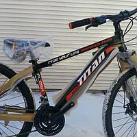 Велосипед на алюминиевой раме  Titan Flash 26, фото 1