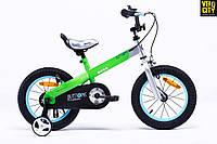 "Велосипед RoyalBaby Buttons 12"" Алюминий, фото 1"