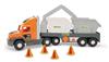 """Машина """"Super Truck"""", с строитенльным контейнером, ТМ Wader, 36760"""