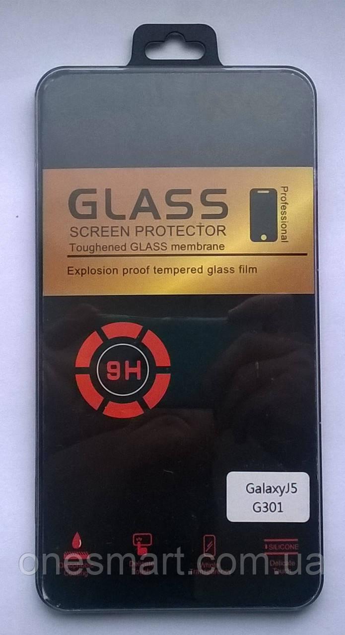 Загартоване скло для SAMSUNG Galaxy J5 (G301)