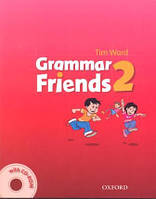 Учебник по грамматике английского языка Grammar Friends 2 SB (учебник) + CD-ROM Pack