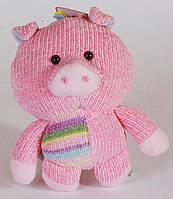 Мягкая игрушка Свинка, 20см, 18A0108