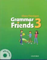 Учебник по грамматике английского языка Grammar Friends 3 SB (учебник) + CD-ROM Pack