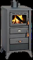 Отопительная печь на дровах Prity K22 E