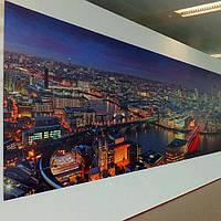 Интерьерная печать на баннере (ФОТОКАЧЕСТВО)