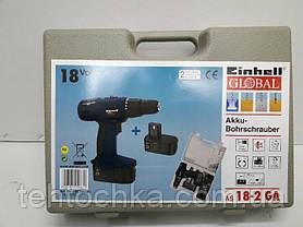 Аккумуляторный шуруповерт  Einhell GLOBAL 18 V, фото 3