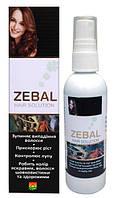 Травяной лосьон для укрепления волос «Zebal» 100 мл