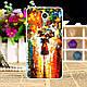 Силиконовый чехол бампер для ZTE Blade A510 с картинкой Висячие миньоны, фото 6