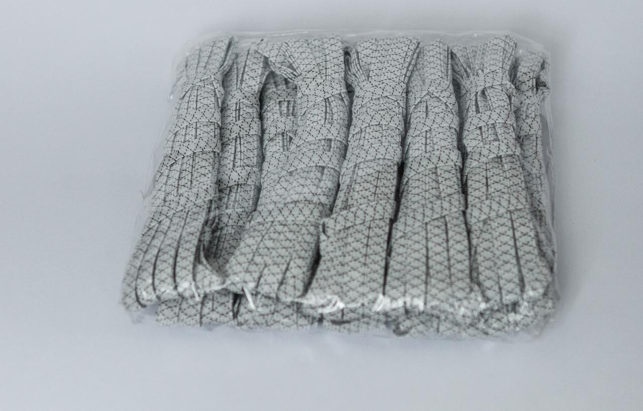 Резинка из полиэстера белая 7мм 9м