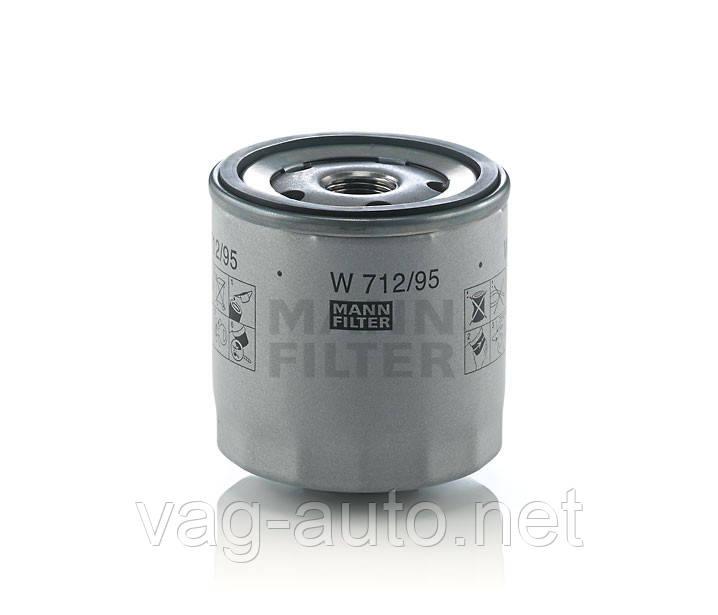 Фильтр масляный Skoda Octavia A7 1.4TSI / 1.2TSI