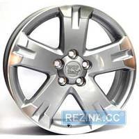 WSP ITALY CATANIA W1750 (SIL. POL. - Серебро с полировкой) R18 W7.5 PCD5x114.3 ET45 DIA60.1
