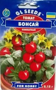 Томат кімнатний Бонсай 0,15г (GL Seeds)
